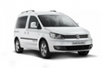 Volkswagen Caddy 2014