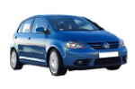 Volkswagen Golf-plus 2007