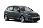 Volkswagen Golf-plus 2012